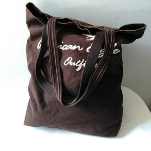 American Eagle Outfitters Bags - Brown American Eagle Outfitters Tote